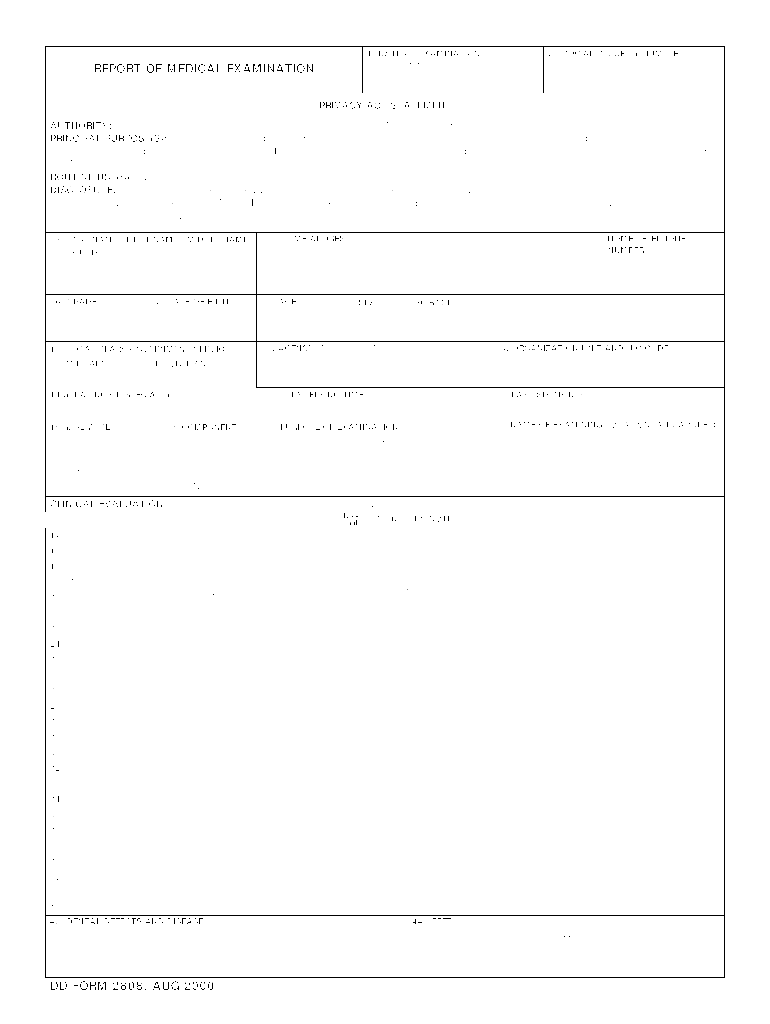 Medical Report Blank Page - Fill Online, Printable, Fillable