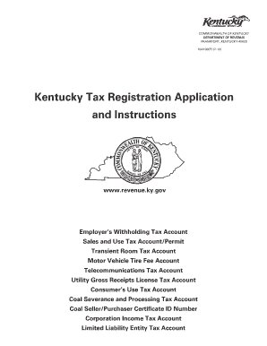 Ky 10a104 - Fill Online, Printable, Fillable, Blank | PDFfiller