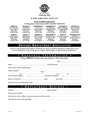 21 Printable target application pdf Forms and Templates - Fillable