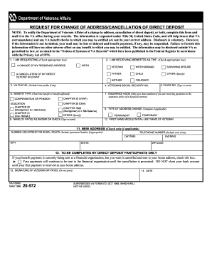 Va Form 21 4138 Filing An Eeo Complaint Office Of Resolution ...