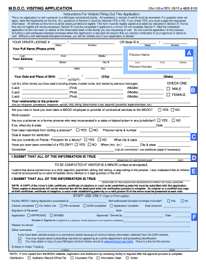 1104836 Visitor Application Form on pdf big exhibit n, correctional rehabilitation, register printable, visa canada application, printable version mexico,