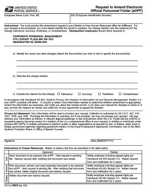 Ps 8043 - Fill Online, Printable, Fillable, Blank | PDFfiller