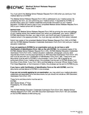 Ecfmg 187 - Fill Online, Printable, Fillable, Blank | PDFfiller