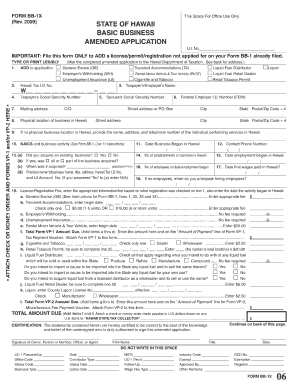 hawaii tax form bb1x