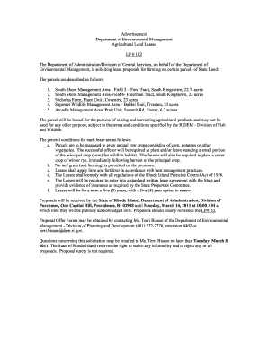Rhode Island Residential Lease Agreement Fillable Form  Land Lease Agreement Template Free