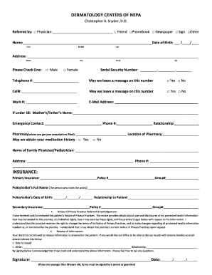 23 printable hipaa compliant patient sign in sheets forms and