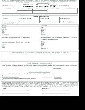 Chicago lease agreement pdf fill online printable fillable chicago lease agreement pdf platinumwayz