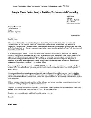 administrator cover letter dayjob