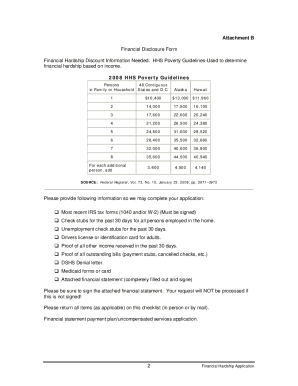 Financial Hardship Form Electric - Fill Online, Printable ...