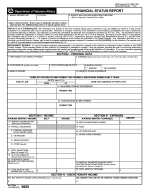 2009-2017 Form VA 5655 Fill Online, Printable, Fillable, Blank ...