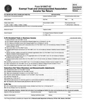form 990-t Templates - Fillable & Printable Samples for PDF, Word ...