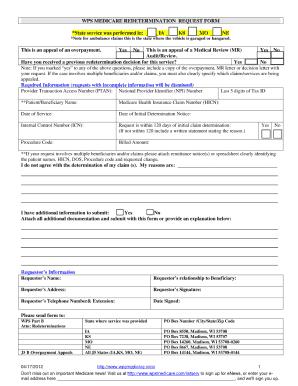 medicare form cms-l564 Templates - Fillable & Printable Samples ...