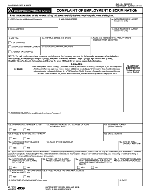 Eeoc Form 573 - Fill Online, Printable, Fillable, Blank | PDFfiller