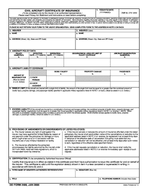 Dd2400 Requirements - Fill Online, Printable, Fillable ...