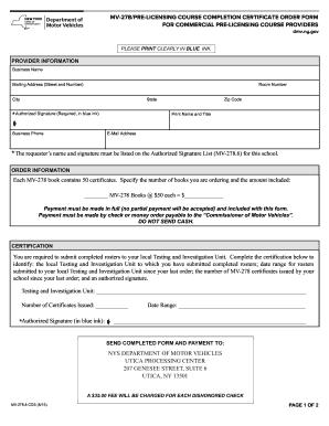 mv 278 online form Fill Online, Printable, Fillable, Blank - PDFfiller