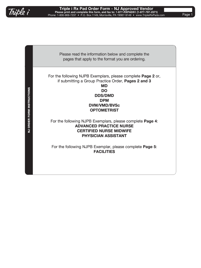 Prescription Pads For Physicians - Fill Online, Printable Within Blank Prescription Form Template