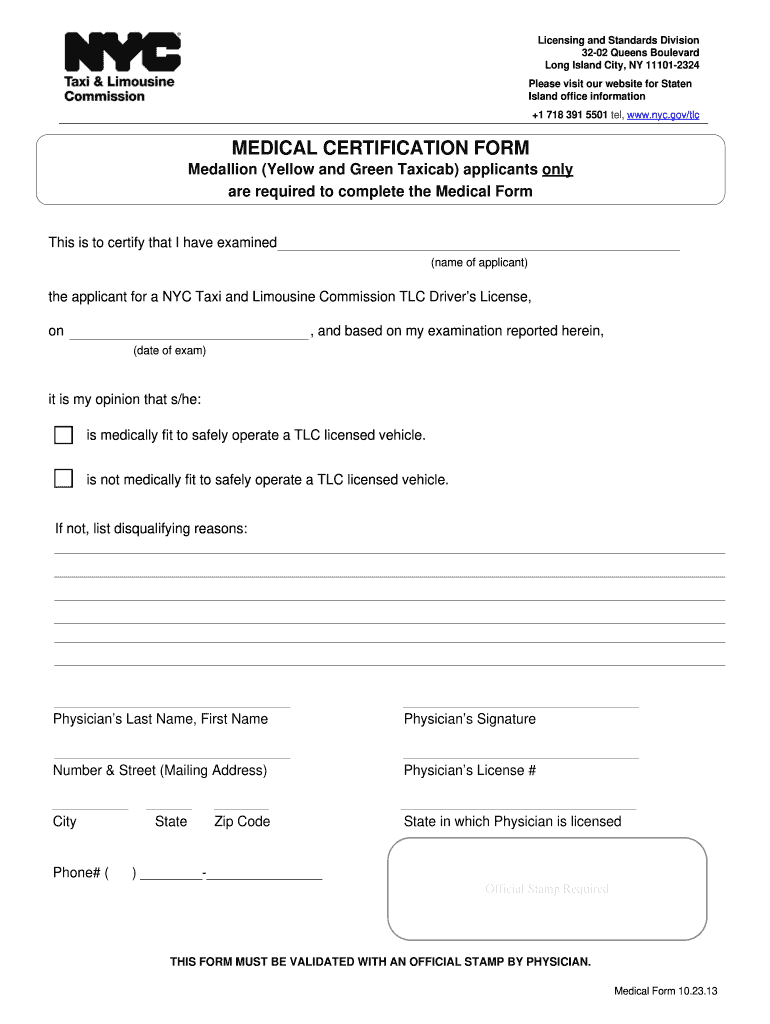 How To Make Tlc Medical Form - Fill Online, Printable