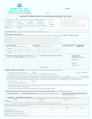 Indian overseas bank internet banking application form
