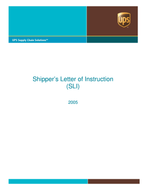 Shipper Letter - Fill Online, Printable, Fillable, Blank | PDFfiller
