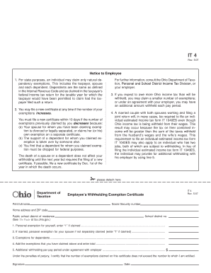 ohio work permit physical form - Fillable Form Samples to
