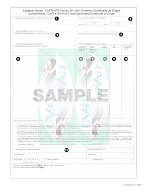 Certificate of origin fillable form fill online printable fillable