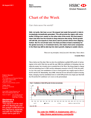 Chart of the Week-Can Asia save the world?. Market Flashnote