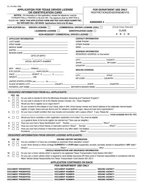 get tx drivers license online