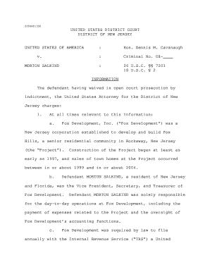 Fillable Online justice Draft de facto application form ECAWBM ...