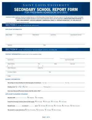 Editable school report form - Fill, Print & Download Online Forms ...