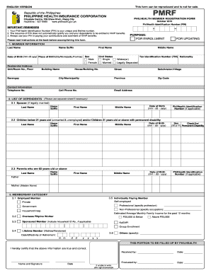 2013 2018 form ph pmrf fill online printable fillable blank pmrf form 2010 yelopaper Choice Image