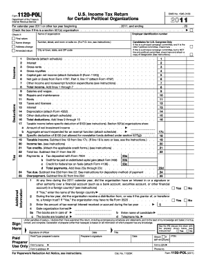 irs tax forms 2011