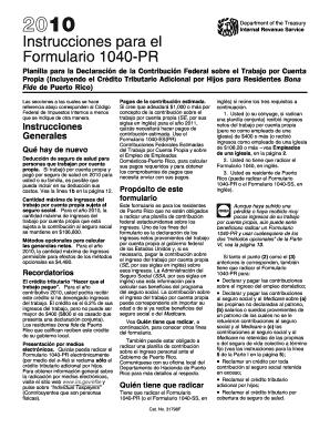 1040 pr 2010 form Fill Online, Printable, Fillable, Blank - PDFfiller