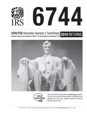 Irs 6744 Answers - Fill Online, Printable, Fillable, Blank | PDFfiller