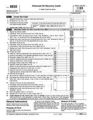 Form 8830 Cogu Lessecretsdeparis Co