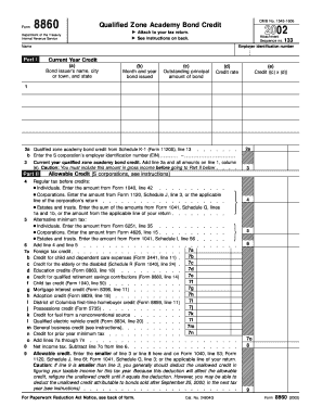 Irs Form 8860 - Fill Online, Printable, Fillable, Blank   PDFfiller