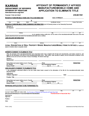 Bill Of Sale Form Kansas Affidavit Of Purchase Price Form Templates