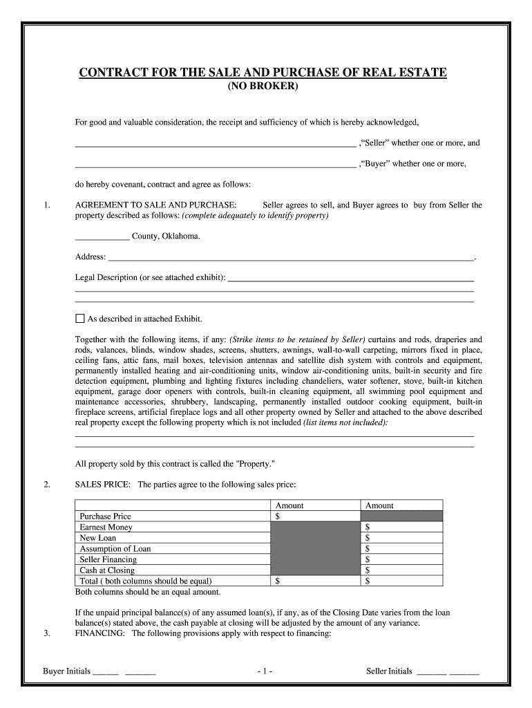 Buyer Seller Agreement   Fill Online, Printable, Fillable, Blank ...