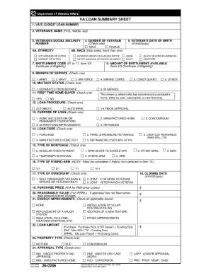 Va Form 26 0286 - Fill Online, Printable, Fillable, Blank | PDFfiller