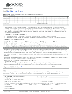 Oxhp Cobra - Fill Online, Printable, Fillable, Blank ...