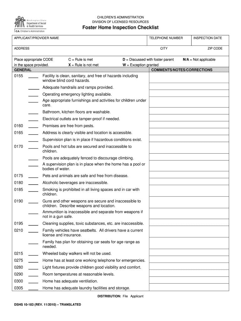 Social Worker Home Visit Checklist Fill Online Printable Fillable Blank Pdffiller