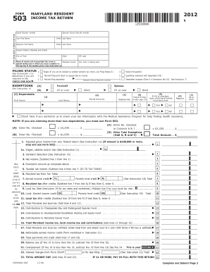 how to fill in tax return for canadian
