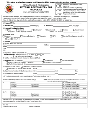 w2 form umd  Fillable Online umresearch umd ORA Routing Form - Research ...