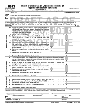 company tax return instructions 2013