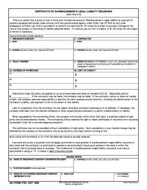 Dd Form 2787 - Fill Online, Printable, Fillable, Blank   PDFfiller