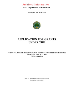 Applications for grants under - U.S. Department of Education - www2 ed