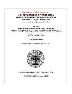 ELIGIBLE FIELDS OF STUDY - U.S. Department of Education - ed