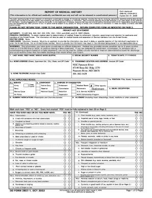Get dd form 2808 2005-2017 - PDFfiller