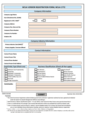 Company Registration Form - Fill Online, Printable, Fillable ...