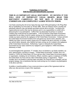 THIS IS AN IMPORTANT LEGAL DOCUMENT Fill Online, Printable