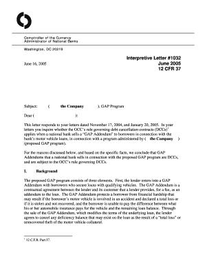 Letter to customer regarding payment terms edit online fill letter to customer regarding payment terms interpretive letter 1032 spiritdancerdesigns Images